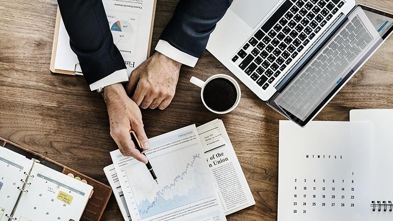 Få en enkel budgetproces med InfoSuite